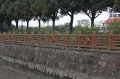 漯河本地仿木栏杆批发厂家,民发景观
