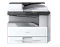 南京理光复印机坏了打印字体很黑上门维修