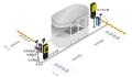 宁波大型停车场车牌识别及收费管理系统安装厂家
