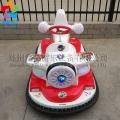 新款儿童战斗机双人豪华彩灯碰碰车 公园热销游乐设备