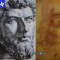 李爱国中西美术文化教学研读绘画讲座光盘16张DVD