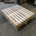 平度附近木卡板 实木熏蒸托盘重量工厂专用木制栈板