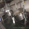 整套中央厨房生产线-工程成本核算