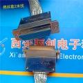 网红推荐航空连接器插头J30J-74TJ-A接插件