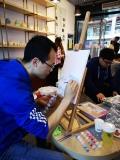 桌上时光DIY手工店,手工市场增长呈几何裂变趋势