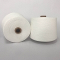 生产各规格涤纶纱环锭纺涤纶纱线21s