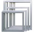 扬州丝印铝合金网框 1米*880丝印网框价格