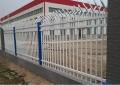 锌钢围墙护栏 防爬围墙栏杆 小区庭院围栏