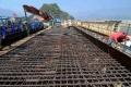 钢筋网,钢筋网片生产厂家,桥底建筑钢筋网片,生产直