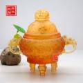 琉璃香炉摆件佛教用品