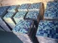 20公分蓝色泳池玻璃马赛克可定制拼图款式