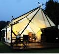 各种尺寸营地帐篷