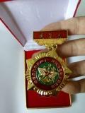 石家庄金属奖牌一般是什么材质