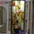 玉林3D玻璃瓷砖5d背景墙打印机