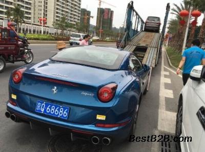 查询上海到阜新轿车托运地址电话