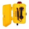 地下管廊防潮IP电话机,壁挂式工业级防水电话