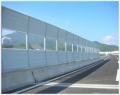 定制高速公路声屏障隔音墙 小区高架桥百叶声屏障
