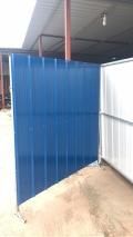 低价出租红桥彩钢围挡,红桥区建筑专用施工围挡板商家