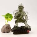 上海五路财神佛像,上海琉璃佛像黑财神佛像