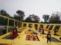 贵州儿童大型蹦床超级大蹦床网红蹦床出租租赁