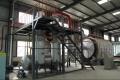 废机油蒸馏设备原油精炼设备厂家直销