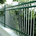 防撞防盗锌钢护栏耐久防腐镀锌钢管小区围墙护栏防爬