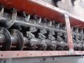 不锈钢卸料器螺旋输送机粉尘加湿机河北坤腾环保