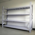 强力厂家直销仓储货架 超市货架 钢木置物架 酒柜