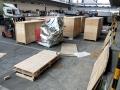 公明工厂搬迁设备打木箱木架包装服务公司