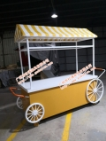 贺州市灵峰广场采购的水果售货售卖车厂家