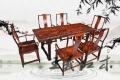 特价新古典红木桌 王义大师红木桌优质又划算!