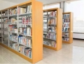 供应西安学校图书架厂家订制