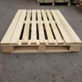 松木托盘定做 木卡板胶南厂家供应 价格实在载重大