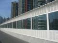 厂家现货供应防风抑尘网,声屏障,隔音墙。价格优惠