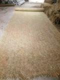 椰丝稻草毯护坡