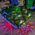 广场儿童玩具碰碰车迷彩坦克出租游乐车设备电动电瓶车