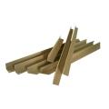 通化厂家直销包装材料纸包角 L型硬纸护角 直条护边