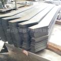 豪峻不锈钢立柱激光定制切割加工厂家 不锈钢激光切割