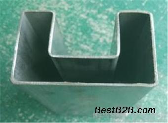 60*120镀锌凹槽管生产厂家厂址