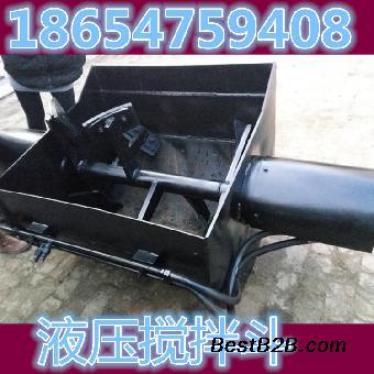 搅拌斗生产厂家较厚耐磨钢板搅拌铲斗的型号报