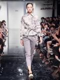 19春夏装凯伦诗高端时尚品牌折扣女装批发正品专柜尾