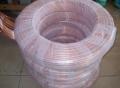 湖北紫铜管,空调专用纯铜盘管。。