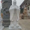 曲阳石雕汉白玉孔子雕刻厂家