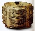 中国良渚文化兽面琮在什么地方拍卖快?