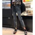 牛仔裤工厂尾货低至5元韩版牛仔裤工厂在广州牛仔裤