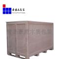 青岛木箱定制 一次性出口包装箱定制厂家直销