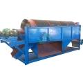 川绮设备大型筛沙机全自动水洗滚筒式沙石分离机多功能