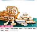 骨瓷餐具 景德镇陶瓷餐具 定做礼品餐具