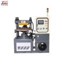 广东小型硅胶平板硫化机 东莞硅胶商标硫化机