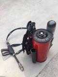 济宁雷沃了供应背负式高压细水雾灭火装置灭火水枪